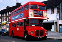 Route 105, London Transport, RM274, VLT274