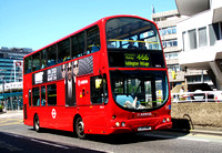 Route 466, Arriva London, DW14, LJ03MWC, East Croydon