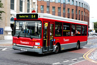 Route K4, Transdev, DPK616, LG02FEX, Kingston