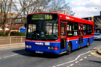 Route 186, Metroline, LLW31, L31WLH, Harrow
