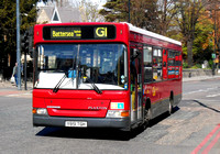 Route G1, Go Ahead London, LDP151, Y851TGH, Streatham