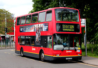 Route 229, Go Ahead London, PVL150, X599EGK, Sidcup