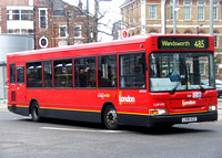 Route 485, London General, LDP292, LX06EZZ, Hammersmith