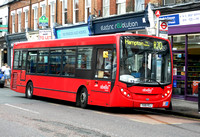 Route R70, Abellio London 8532, YX10FEJ, Richmond