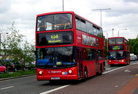 Route 658, Stagecoach London 17415, LX51FJC, Woolwich