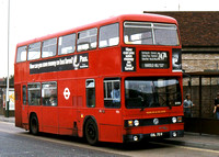 Route 247A, London Transport, T73, CUL73V, Romford