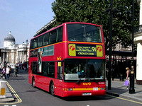 Route 91, First London, TN32834, T834LLC, Trafalgar Square