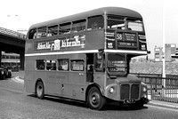 Route 58, London Transport, RM7, VLT7