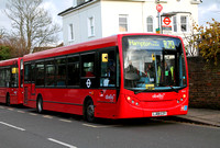 Route R70, Abellio London 8514, LJ08CZY, Fulwell