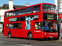 Route 5, Stagecoach London 17582, LV52HFP, Romford