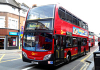 Route 77, Go Ahead London, E145, SN60BZT, Tooting Broadway