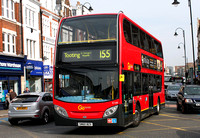 Route 155, Go Ahead London, E149, SN60BZX, Tooting Broadway