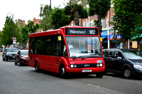 Route W12, CT Plus, OS4, YJ10EYF, Wanstead