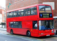 Route 248, Blue Triangle, TL910, PO51UMF, Romford
