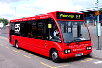 Route E5, Quality Line, OP13, YN53SWF, Epsom Station