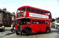 Route 62, London Transport, RT1562, KLB634