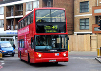 Route 415, Arriva London, DLA167, W367VGJ