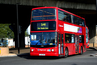 Route 541, Stagecoach London 17451, LX51FKR, Canning Town
