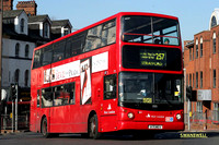 Route 257, East London ELBG 17171, V171MEV, Walthamstow