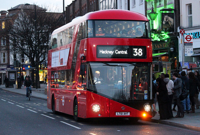 London bus routes route 38 clapton pond victoria for Time table bus 99