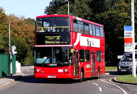 Route 20, Arriva London, DLA368, LJ03MWK, Woodford