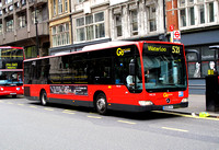 Route 521, Go Ahead London, MEC28, BD09ZVT, Aldwych
