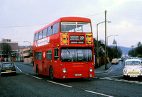 Route 20A, London Transport, DMS1543, THM543M, Loughton