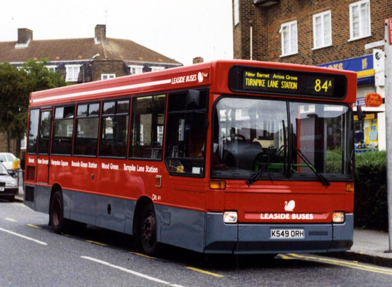 london bus routes route 84a turnpike lane station. Black Bedroom Furniture Sets. Home Design Ideas