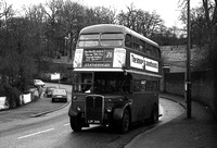 Route 71, London Transport, RT2584, LYF309, Petersham