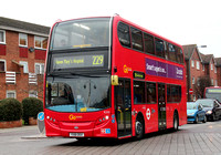 Route 229, Go Ahead London, E232, YX61DSV, Bexleyheath