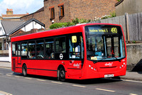 Route 490, Abellio London 8513, LJ08CZX, Richmond