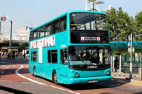 Training, Arriva London, DLA37, S237JUA, East Croydon