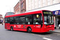 Route 484, Abellio London 8333, YX11AHE, Lewisham