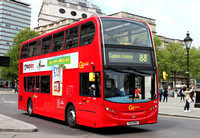 Route 88, Go Ahead London, EH30, YX13BKA, Trafalgar Square