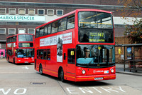 Route 142, Arriva The Shires 6024, KL52CXS, Brent Cross