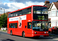 Route 417, Arriva London, DLA316, Y516UGC, Lyham Road