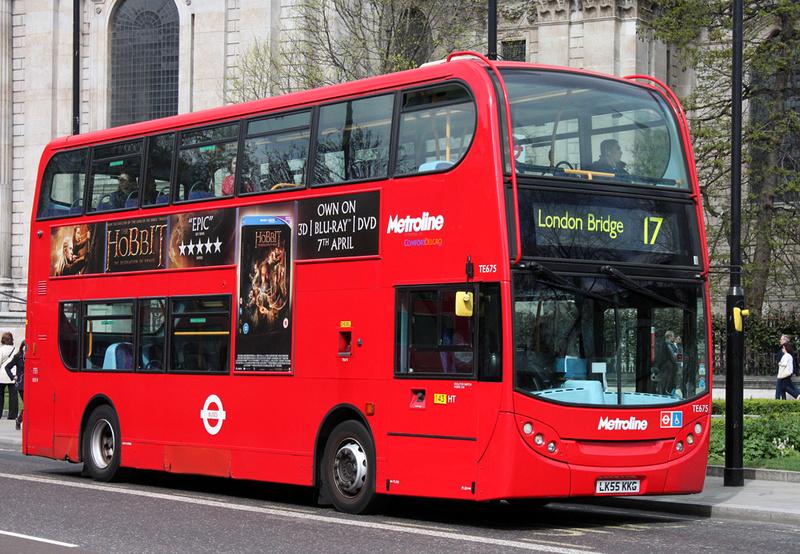 London Bus Routes Route 17 Archway London Bridge