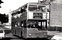 Route 192, London Transport, MD51, KJD251P, Plumstead Common