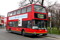 Route 229, Go Ahead London, PVL366, PJ53SPV, Sidcup