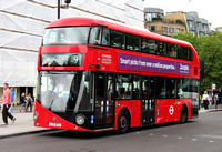 Route 9, London United RATP, LT73, LTZ1073, Hyde Park Corner