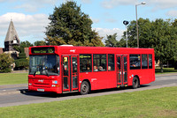 Route H25, Abellio London 8451, RD02BJX, Bedfont Green