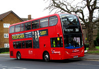 Route 261, Stagecoach London 10188, SN63NBJ, Grove Park