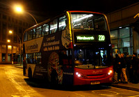 Route 220, London United RATP, ADH12, SN60BYH, Hammersmith