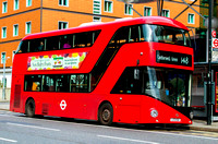 Route 148, London United RATP, LT132, LTZ1132, Lambeth North