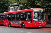 Route 484, Abellio London 8341, YX11AHP, Ladywell