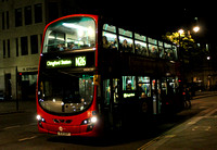Route N26, Tower Transit, VN36126, BJ11DUY, Charing Cross