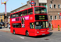 Route 281, London United RATP, TA316, SN03DZR, Hounslow