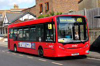 Route 490, Abellio London 8790, YX12GHD, Richmond