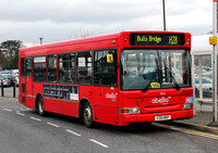 Route H28, Abellio London 8041, V301MDP, Osterley Tesco