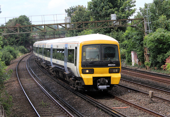Southeastern, 465164, Bromley